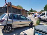 Blitz al Poderaccio: rimosse 20 auto, al via i controlli della planimetria